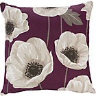 more details on Elissia Poppy Cushion - Plum.