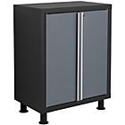 more details on NewAge Products Bold Series Base Cabinet - Grey.
