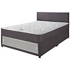 more details on Forty Winks Newington Comfort Zoned Small Double Slide Divan