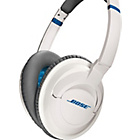 more details on Bose SoundTrue Around-Ear Headphones - White.