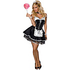 more details on Sexy Maid Costume - Size 12-14.