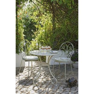 Heart of House Jasmin Bistro Set - Argos