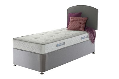 Buy Sealy Revital Backcare Memory Double Divan Bed At Your Online Shop For Divan Beds