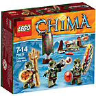 more details on LEGO® Chima™ Crocodile Tribe Pack - 70231.