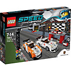 more details on LEGO® Speed Champions Porsche 911 GT Finish Line - 75912.