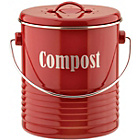 more details on Typhoon Kitchen Compost Caddy - Red.