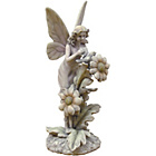 more details on Fairy with Bird Garden Ornament.