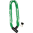 more details on Master Lock 90cm 4 Digit Keyed Locking Chain - Green.