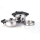 more details on BergHOFF Eclipse Pressure Cooker Set.