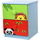 more details on Fantasy Fields Sunny Safari 2 Drawer Cabinet.