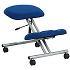 more details on Candreva Height Adjustable Ergo Kneeling Stool - Blue.