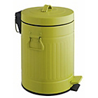 more details on Habitat Sesamee 5L Metal Bathroom Bin - Saffron.