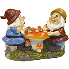 more details on Chess Playing Gnome Garden Ornament.