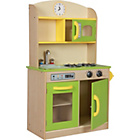 more details on Teamson Classic Deluxe Wooden Kitchen.