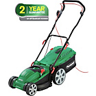 more details on Qualcast Electric Rotary Lawnmower - 40cm.