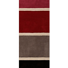 more details on Maison Stripe Rug - Red.