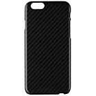 more details on Xqisit Carbon Case iPlate for iPhone 6 Plus - Black.