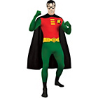 more details on DC Super Heroes Robin 2nd Skin Costume - Large.