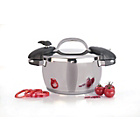 more details on BergHOFF Zeno 6 Litre Pressure Cooker.