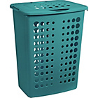 more details on ColourMatch Laundry Hamper - Lagoon.