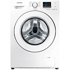 more details on Samsung WF70F5E0W4W 7KG 1400 Washing Machine - Ins/Del/Rec.