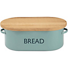 more details on Typhoon Vintage Kitchen Blue Bread Bin.
