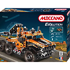 more details on Meccano Evolution Tow Truck.