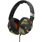 more details on Skullcandy Crusher Over Ear with Mic - Camo.