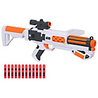 more details on Star Wars The Force Awakens Nerf Deluxe Stormtrooper Blaster