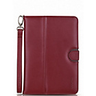 more details on Odoyo Leather Folio Case for iPad Mini with Retina - Red.