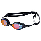 more details on Arena Cobra Mirror Swimming Goggles - Black/Orange/Blue.