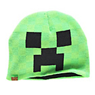 more details on Minecraft Boys' Green Beanie Hat.