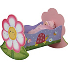 more details on Fantasy Fields Magic Garden Dolls Rocking Bed.