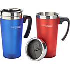 more details on ThermoCafe by Thermos Zest Travel Mugs - Set of 2.