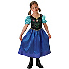 more details on Disney Frozen Anna Dress Up Costume - 7-8 Years.