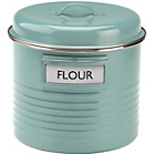 more details on Typhoon Vintage Kitchen Large Storage Canister - Blue.