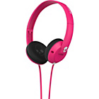 more details on Skullcandy Uprock On Ear with Mic - Pink/Grey/Black.