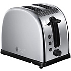 more details on Russell Hobbs 2 Slice Toaster - Stainless Steel.