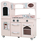 more details on Teamson Classic Country Living 1 Piece Kitchen - Pink.