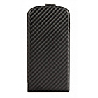 more details on Xqisit Flipcover Carbon for Galaxy S4 - Black.