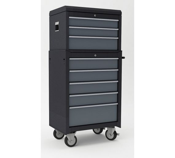 buy newage products bold series 27 inch tool chest at. Black Bedroom Furniture Sets. Home Design Ideas