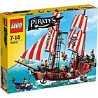 more details on LEGO Pirates The Brick Bounty - 70413.