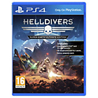 more details on Helldivers Super Earth: Ultimate Edition PS4 Game.