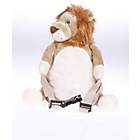more details on BoBo Buddies Toddler Backpack with Reins - Lion.