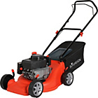 more details on Sovereign 40cm Wide Push Petrol Lawnmower - 149CC.