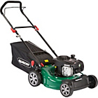 more details on Qualcast Push Petrol Lawnmower - 46cm - Express Delivery.