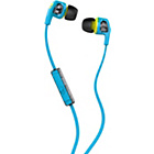 more details on Skullcandy Smokin' Bud 2 In Ear with Mic - Hot Blue.