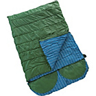 more details on Trespass Go Further 300GSM Double Envelope Sleeping Bag.