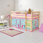 more details on Creature Friends Tent for Single Mid Sleeper Bed Frame.