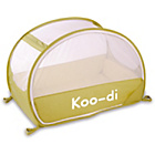 more details on Koo-di Pop Up Bubble Travel Cot - Lemon and Lime.